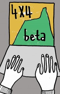 4x4 beta